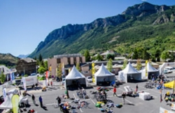 The setting for the start of ARWC 2012