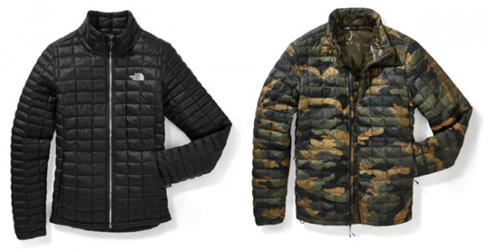 Women's ThermoBall Eco Jacket / Men's ThermoBall Eco - £170