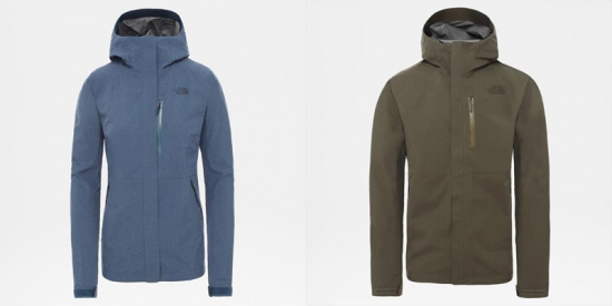 Keep Dry And Stay Agile With The New Futurelight™ Dryzzle Jacket