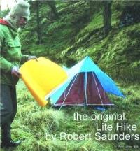 An early Saunders tent advert. Bob Saunders ... & SleepMonsters Adventure Racing News
