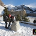 A Severe Winter Challenge at Raid Blanc