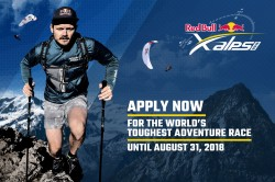 Entries are open for the Red Bull X-Alps 2019