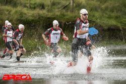 Swimrun is growing in popularity