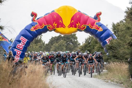 Red Bull Defiance start line