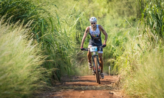 Racing XTERRA in Mexico