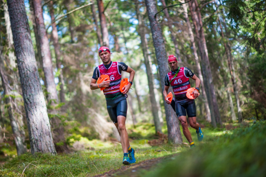 Racing the Otillo Swimrun World Series