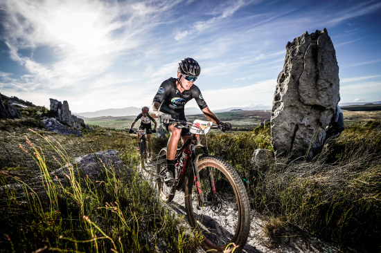 Wessel Botha will be partnered by five-time winner, Christoph Sauser
