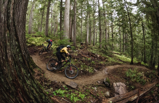 BC Bike Race competition