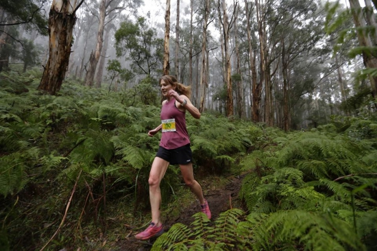 Running solo, but together at the first Rapid Ascent Virtual Trail Race