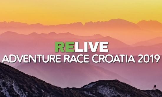 You can now relive past Adventure Race Croatia courses