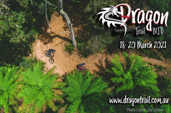 The first Dragon Trail MTB Race will take place in March 2021
