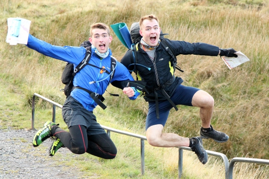 Jump for joy, the OMM will be in the Arrochar Alps this year, maybe.