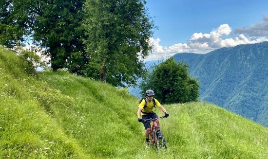 Taking part in the Šebrelje Adventure Race (on mute)