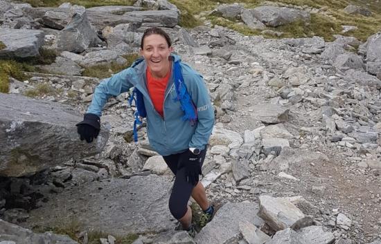 Maria Leijerstam on her Welsh Top 10 adventure challenge
