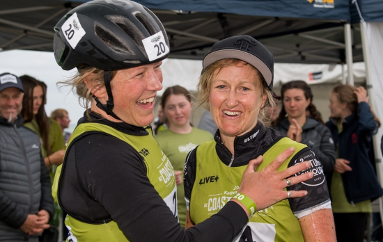 Corrine O'Donnell and Ali Wilson