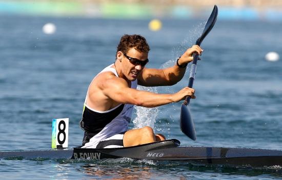 World Champion Kayaker Ben Fouhy