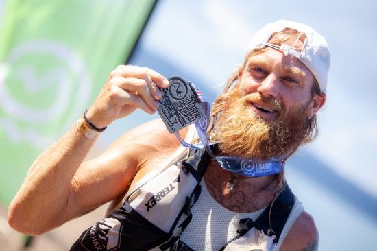 Tim Olson is the Coastal Challenge 2021 winner