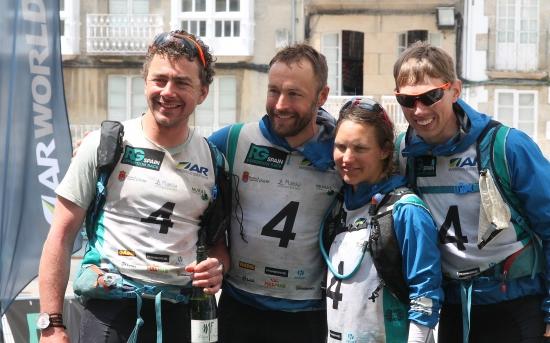Team AR Sweden are now Orbital Adventure Racing