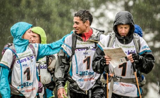 Team Avaya are favourites for GODZone Rotorua