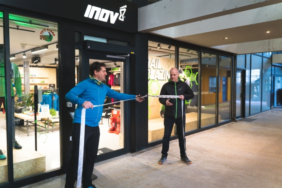 inov-8 Opens its First Brand Store at UK Outdoor Hub