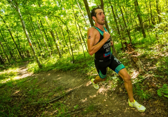 The XTERRA Trail Marathon Series now offers ITRA points