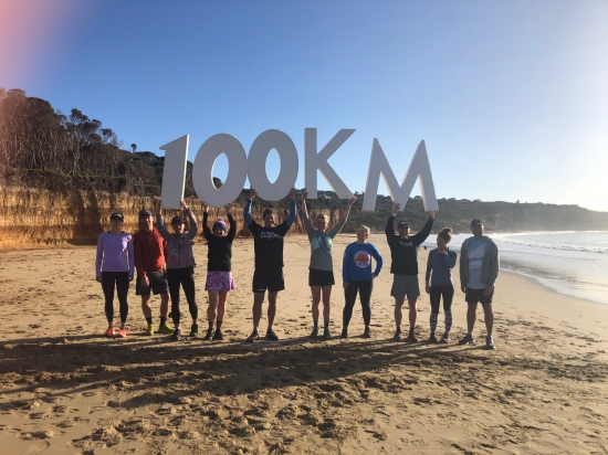 Counting down to the start of the Surf Coast Century