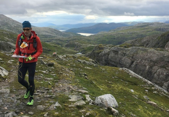 Stunning scenery on the first Oslo to Bergen Trail Race