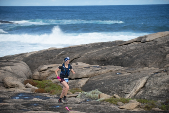 Running the Margret River Ultra Marathon