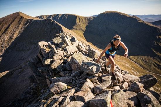 Running the Ben Nevis Ultra