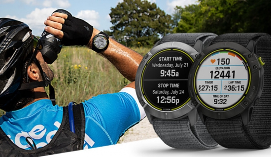 The new adventure racing Garmin profile is now available
