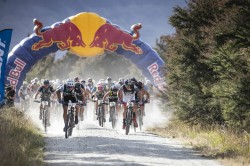 Start of Red Bull Defiance 2018
