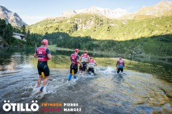 ÖTILLÖ Swimrun in the Engadin Valley