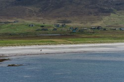 Riders on the South Uist beaches