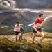 2000 Mountain Runners Race in Scottish Mountains