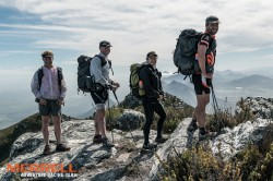 Merrell Adventure Addicts Team for ARWC 2018 On Reunion
