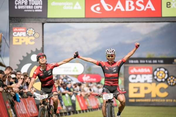 Racing the ABSA Cape Epic