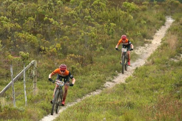 Annika Langvad and Anna van der Breggen