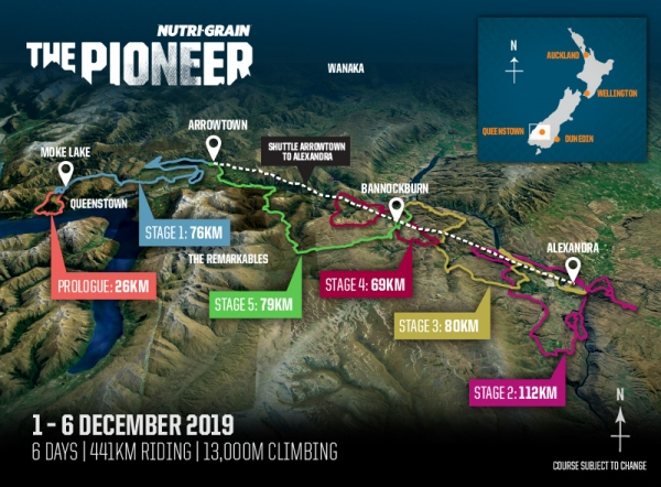The 2019 Pioneer Course