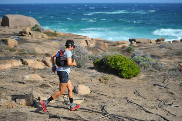 Racing in the Margret River Ultra