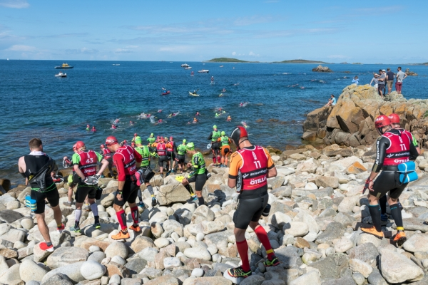 Swimrun in the Isles of Scilly