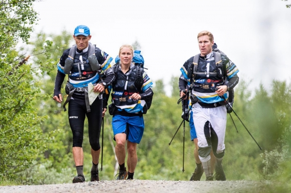 The Swedish Armed Forces Adventure Team