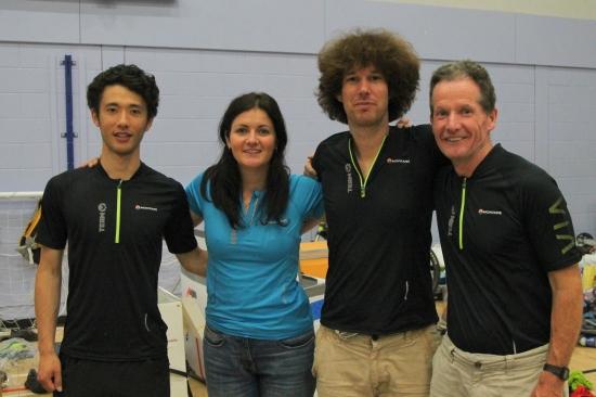 The Endurance Life Development Team