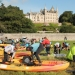 Off With A Bang At Dunrobin Castle