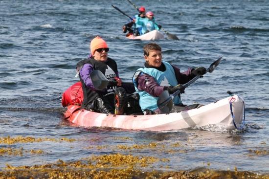 Lochland Runner come ashore