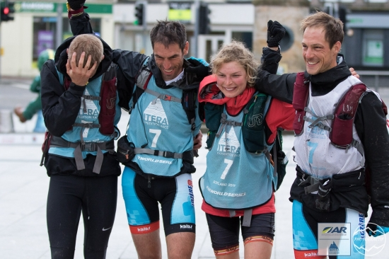 Lozere Team2raid Cross The Line As Winners of ITERA 2019
