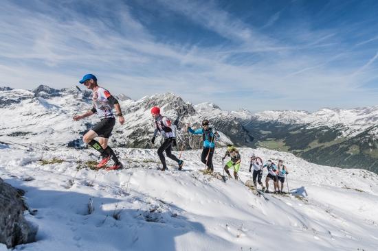 Racing the Trans Alp
