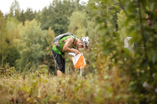 Orienteering at the Wenger Czech Adventure Race