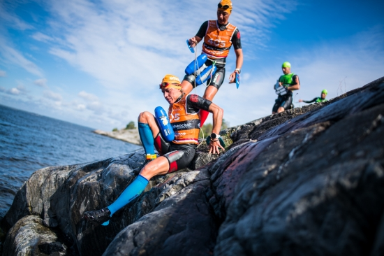 Racing ÖTILLÖ, the Swimrun World Championship
