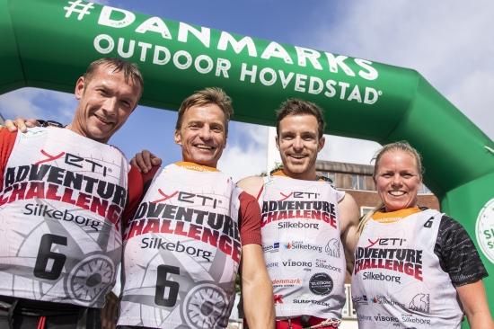Prologue winners Racing Denmark Adventures