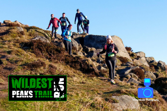 Racing the Wildest Peaks Trail Run